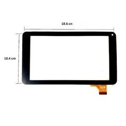 Touch Screen 7 pollici cod.TPS0084-7 YLD-CEG7079-FPC-A0 WHITE